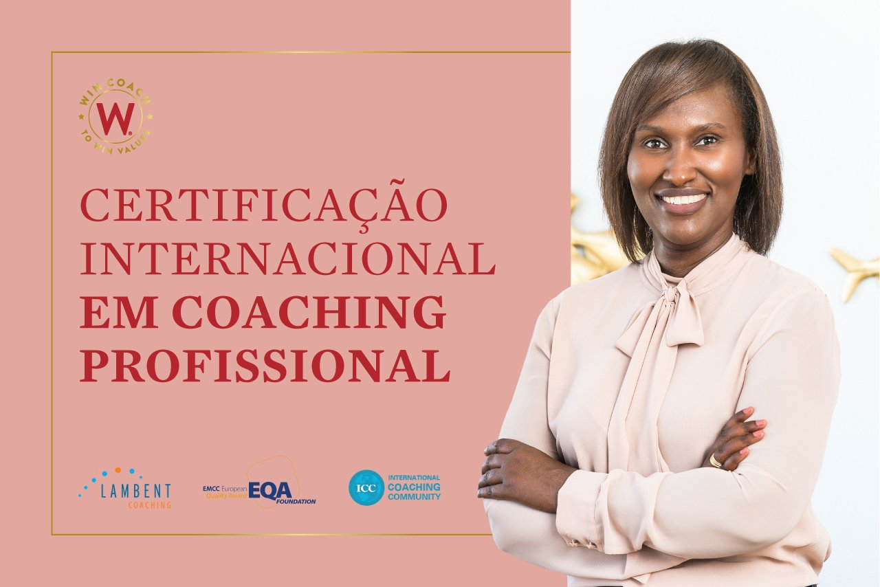 certificação internacional em coaching
